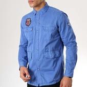 /achat-chemises-manches-longues/mtx-chemise-manches-longues-99092-bleu-roi-176853.html