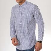 /achat-chemises-manches-longues/mtx-chemise-manches-longues-trm106-blanc-bleu-marine-176878.html