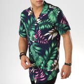 /achat-chemises-manches-courtes/mtx-chemise-manches-courtes-320-bleu-marine-floral-176897.html