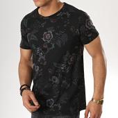 /achat-t-shirts/mtx-tee-shirt-zt5005-noir-floral-176941.html