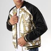 /achat-vestes/versace-jeans-veste-zippee-tum407-c1gtb907-s0506-blanc-noir-renaissance-176810.html