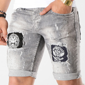 /achat-shorts-jean/classic-series-short-jean-6159-gris-176952.html