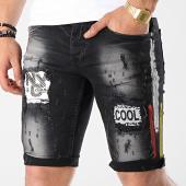 /achat-shorts-jean/classic-series-short-jean-6154-noir-176958.html
