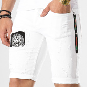 /achat-shorts-jean/classic-series-short-jean-patchs-brodes-6161-blanc-176959.html