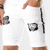 /achat-shorts-jean/classic-series-short-jean-patchs-brodes-6160-blanc-177036.html
