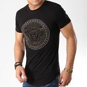 /achat-t-shirts-longs-oversize/classic-series-tee-shirt-oversize-908821-noir-dore-177040.html