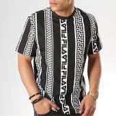 /achat-t-shirts/fila-tee-shirt-coda-vertical-684493-noir-blanc-176994.html
