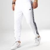 /achat-pantalons-joggings/fila-pantalon-jogging-avec-bandes-ralrh-687164-blanc-177086.html