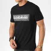 /achat-t-shirts/napapijri-tee-shirt-sele-n0yiei-noir-177028.html