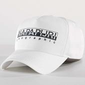 /achat-casquettes-de-baseball/napapijri-casquette-framing-n0yihf-blanc-177032.html