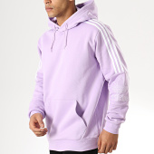 /achat-sweats-capuche/adidas-sweat-capuche-bandes-brodees-outline-dx3849-lilas-177344.html