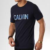 /achat-t-shirts/calvin-klein-tee-shirt-2630-bleu-marine-177312.html