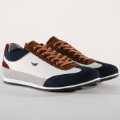 /achat-baskets-basses/classic-series-baskets-711-white-navy-brown-177161.html