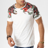 /achat-t-shirts/classic-series-tee-shirt-18121-blanc-floral-177186.html