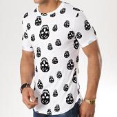 /achat-t-shirts-longs-oversize/classic-series-tee-shirt-oversize-17481-blanc-noir-177321.html