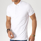 /achat-polos-manches-courtes/classic-series-polo-manches-courtes-6015-blanc-floral-177334.html
