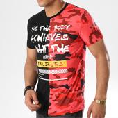 /achat-t-shirts/john-h-tee-shirt-1983-noir-rouge-camouflage-177314.html