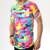 /achat-t-shirts-longs-oversize/uniplay-tee-shirt-oversize-kxt-17-bleu-clair-rose-jaune-camouflage-177227.html