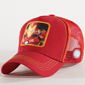 /achat-trucker/iron-man-casquette-trucker-iron-man-1-rouge-177504.html