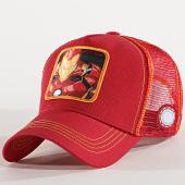 /achat-trucker/iron-man-casquette-trucker-iron-man-1-rouge-177504.html