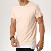 /achat-t-shirts-longs-oversize/classic-series-tee-shirt-oversize-200-beige-blanc-177381.html