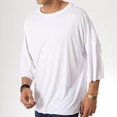 /achat-t-shirts-longs-oversize/classic-series-tee-shirt-oversize-190-blanc-177406.html