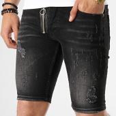/achat-shorts-jean/classic-series-short-jean-slim-1127-noir-177440.html