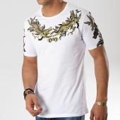 /achat-t-shirts/classic-series-tee-shirt-crocodile-blanc-dore-177598.html