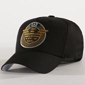 /achat-casquettes-de-baseball/ea7-casquette-train-soccer-archive-275868-9p510-noir-dore-177452.html
