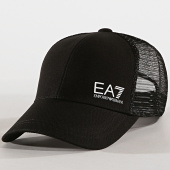 /achat-trucker/ea7-casquette-trucker-train-core-275862-9p503-noir-177468.html