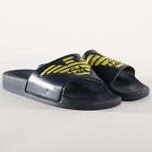 /achat-claquettes-sandales/emporio-armani-claquettes-x4ps01-xl828-bleu-marine-jaune-177453.html
