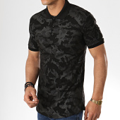 /achat-polos-manches-courtes/ikao-polo-manches-courtes-f436-noir-gris-camouflage-177552.html