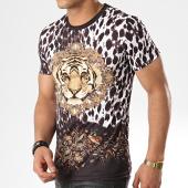 /achat-t-shirts/john-h-tee-shirt-1976-blanc-leopard-noir-177368.html