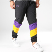 /achat-pantalons-joggings/new-era-pantalon-jogging-nba-colour-block-los-angeles-lakers-noir-jaune-violet-177604.html
