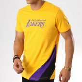 /achat-t-shirts/new-era-tee-shirt-nba-colour-block-los-angeles-lakers-jaune-violet-noir-177611.html