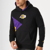 /achat-sweats-capuche/new-era-sweat-capuche-colour-block-los-angeles-lakers-noir-violet-jaune-177614.html