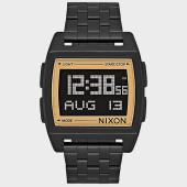 /achat-montres/nixon-montre-base-a1107-1031-noir-dore-177600.html