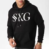 /achat-sweats-capuche/skg-sweat-capuche-logo-noir-177495.html