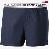 /achat-boxers/tommy-hilfiger-jeans-boxer-authentic-0517-bleu-marine-blanc-177558.html