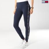 /achat-leggings/tommy-hilfiger-legging-femme-avec-bandes-0563-bleu-marine-177572.html