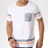 /achat-t-shirts-poche/edc-by-esprit-tee-shirt-poche-049cc2k007-blanc-177716.html