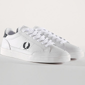 /achat-baskets-basses/fred-perry-baskets-b3119-300-white-177690.html