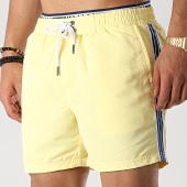 /achat-maillots-de-bain/kaporal-short-de-bain-avec-bandes-rissa-jaune-177701.html