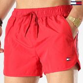 /achat-maillots-de-bain/tommy-hilfiger-short-de-bain-a-bandes-runner-1076-rouge-177790.html