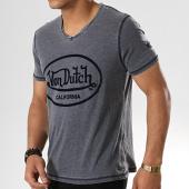 /achat-t-shirts/von-dutch-tee-shirt-aeron-gris-anthracite-177717.html