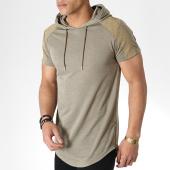 /achat-t-shirts-capuche/gov-denim-tee-shirt-oversize-a-capuche-171029-vert-kaki-177855.html