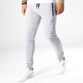 /achat-pantalons-joggings/lbo-pantalon-jogging-622-gris-chine-177983.html