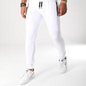 /achat-pantalons-joggings/lbo-pantalon-jogging-624-blanc-177985.html
