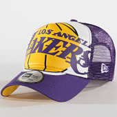 /achat-trucker/new-era-casquette-trucker-nba-retro-pack-940-los-angeles-lakers-blanc-violet-177965.html