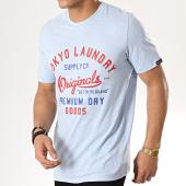 /achat-t-shirts/tokyo-laundry-tee-shirt-breakstone-bleu-clair-177921.html